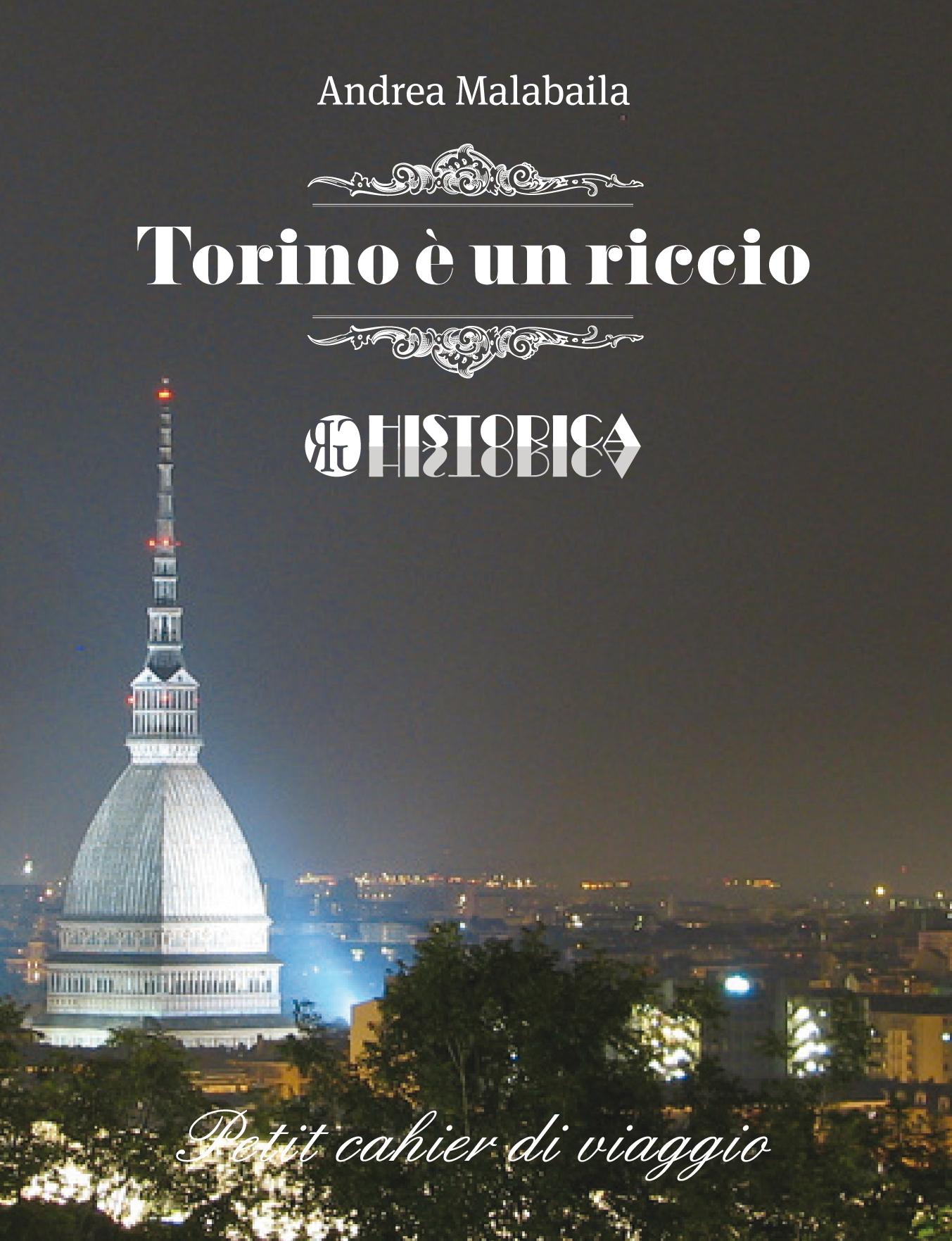Copertina Torino è un riccio